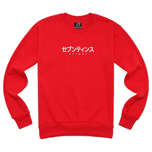 [SEVENTEENTH] JAPAN FONT MTM - RED
