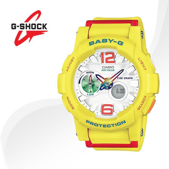 BABY-G 베이비쥐  正品 BGA-180-9BDR 스포츠 시계