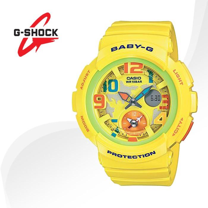 BABY-G 베이비쥐  正品 BGA-190-9BDR 스포츠 시계