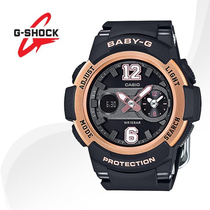 BABY-G 베이비쥐  正品 BGA-210-1B 스포츠 시계