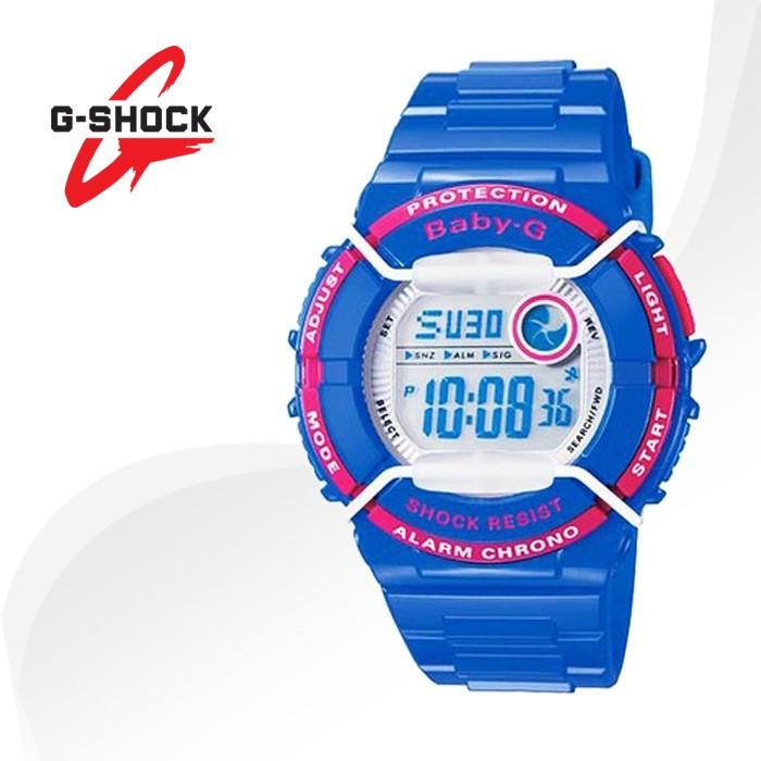 BABY-G 베이비쥐  正品 BGD-120P-2DR 스포츠 시계