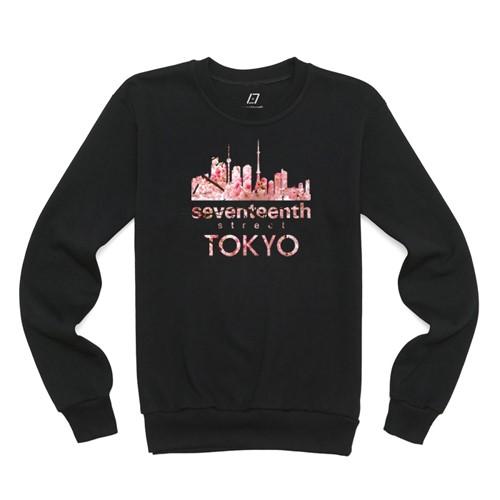 [SEVENTEENTH] TOKYO SAKURA MTM - BLACK