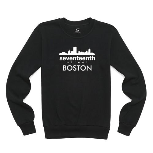[SEVENTEENTH] CITY BOSTON MTM - BLACK