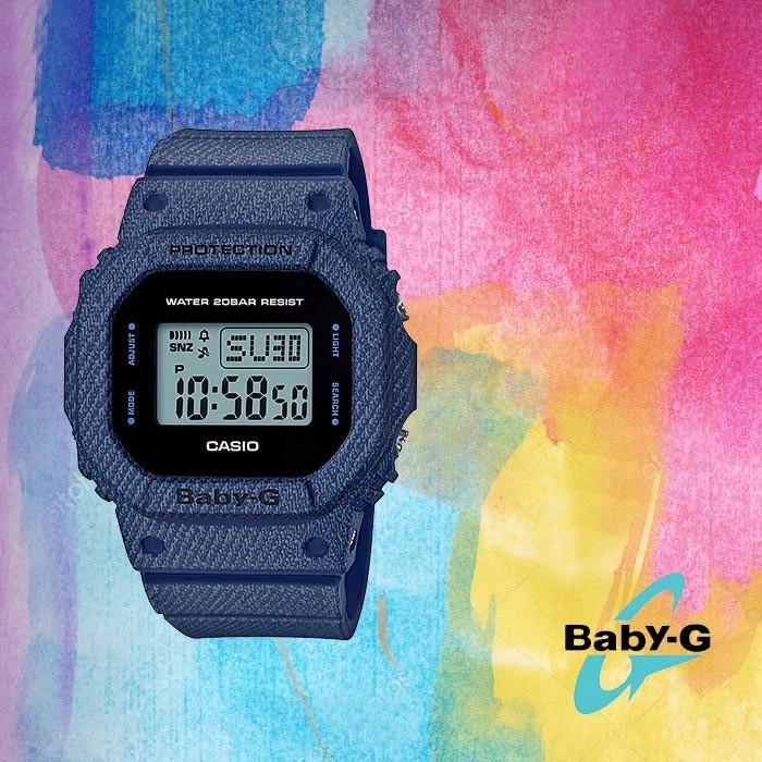 BABY-G 베이비 지 BGD-560DE-2 여성용 우레탄 시계