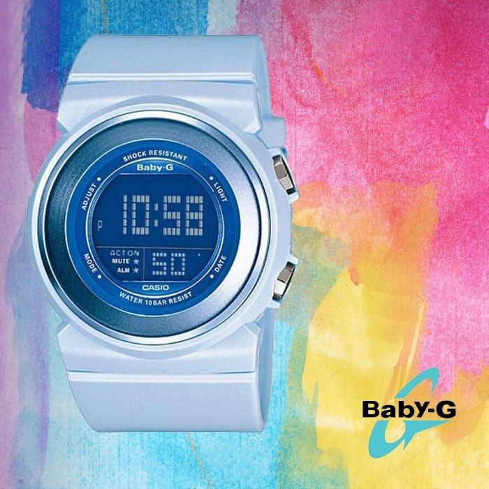 Baby-G 베이비 지BGD-100-2DR여성용 우레탄 시계
