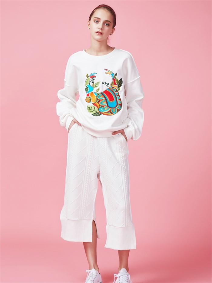 [아브라함케이한글] stag beetle  Sweat  shirt