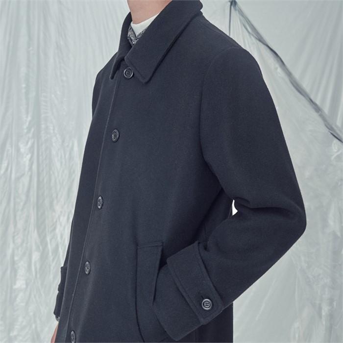 [트립르센스] SCOTCH SINGLE COAT BLACK