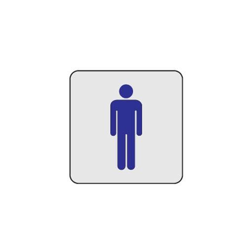 [아트사인] [아트사인] 표지판 화장실 남자용120x120mm