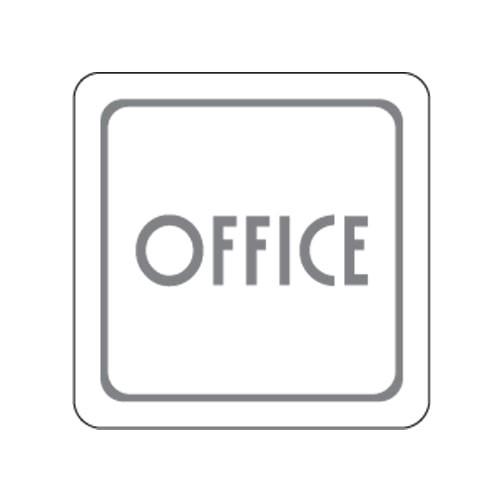 [아트사인] [아트사인] 표지판 OFFICE 100x100mm