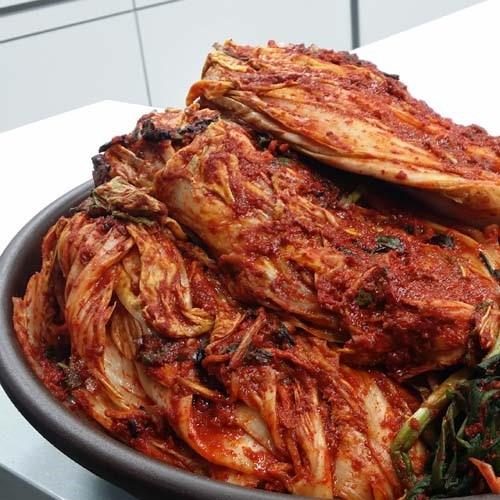[박선자김치] 포기 배추김치 1kg (생김치)