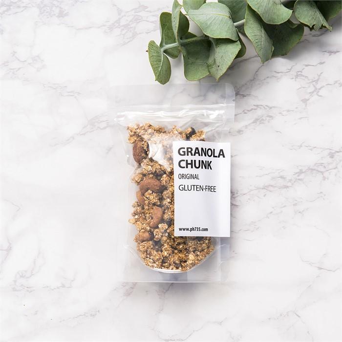 그레놀라 청크 70g  x 5개set (맛 선택)