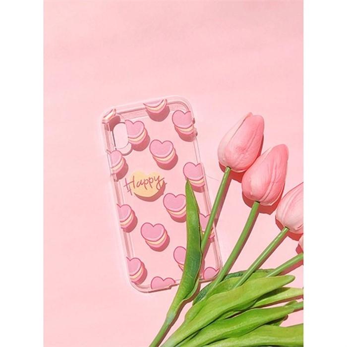 [일루아] 하트마카롱 아이폰 케이스