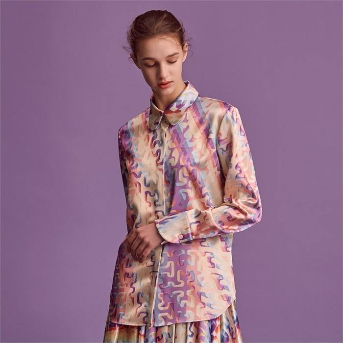 [블리다] unicorn rainbow blouse