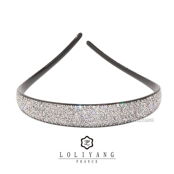 LOLIYANG Etoile silver(프랑스 명품 헤어밴드)
