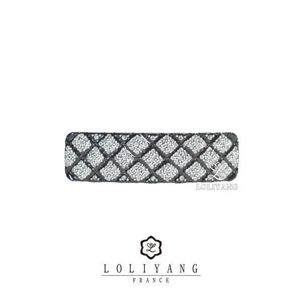 LOLIYANG Clementine silver (프랑스 명품 머리핀)