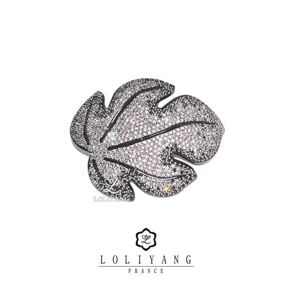 LOLIYANG Automne silver (프랑스 명품 헤어핀)