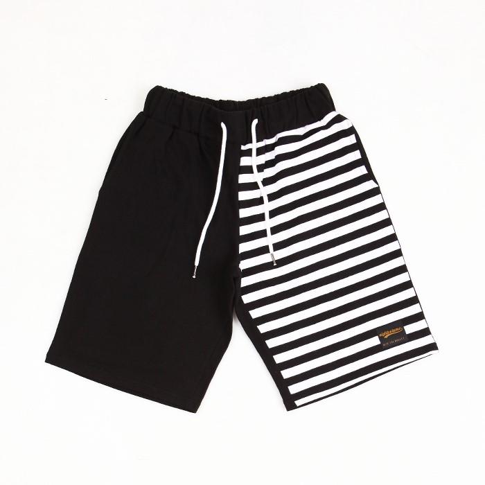 [에잇볼륨]EV B/S Half Pants