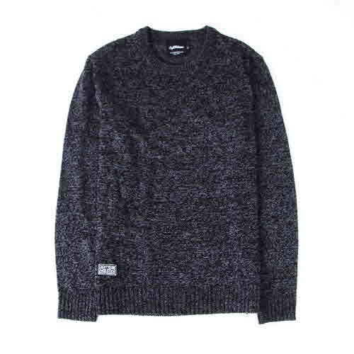 EV Gradation Knit (Black)