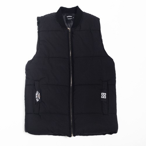 EV BTB Padding Vest (Black)