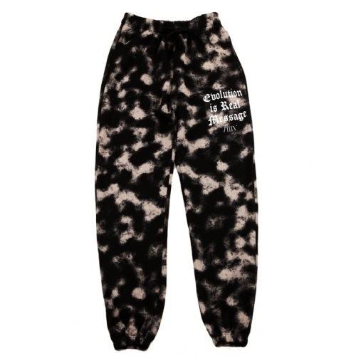 EV BLACK FOG SWEAT PANTS