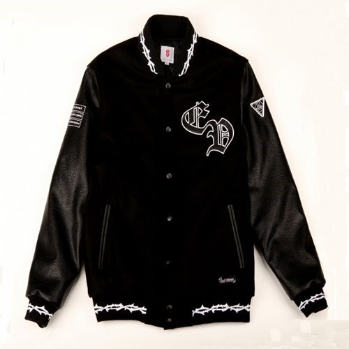 EV BLACK STADIUM JACKET
