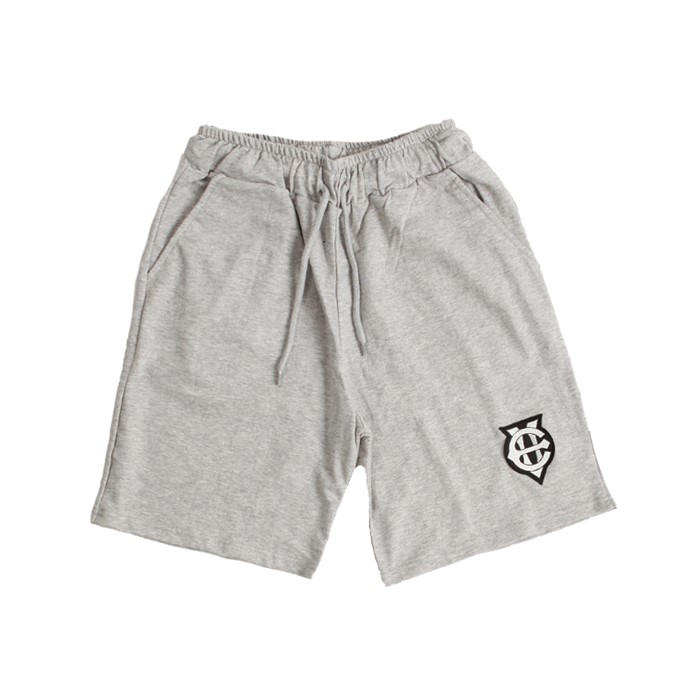 EV Emblem Half Pants (Gray)