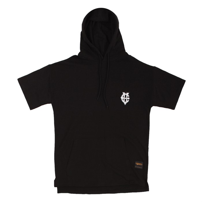 EV Short Sleeve Hood (Black)