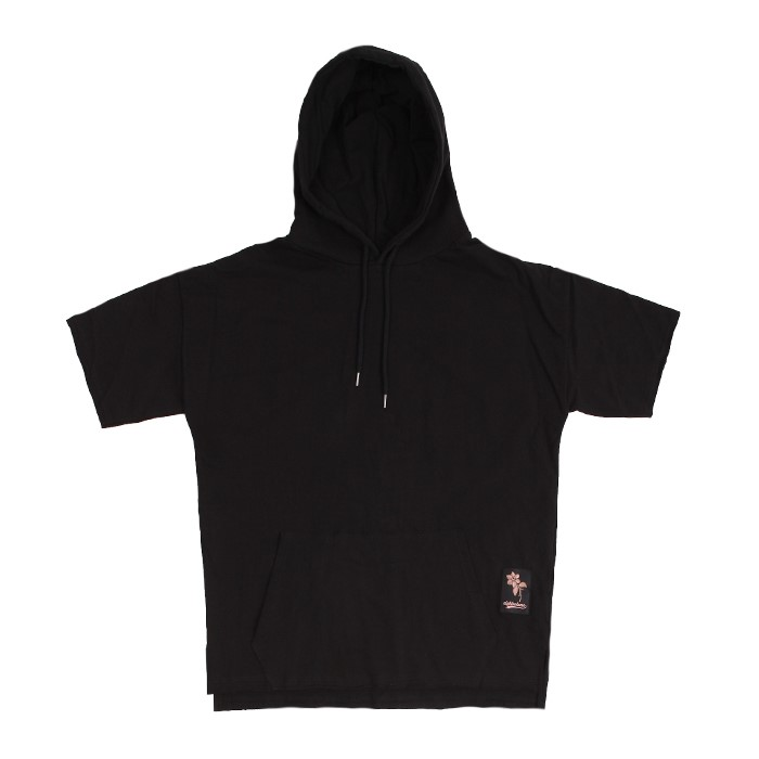 [에잇볼륨]EV Overfit Short Hood (Black)