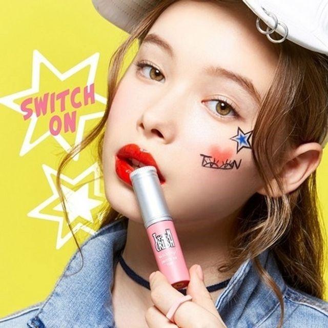 틴크러쉬 스위치온틴트 립스틱 (색상선택)