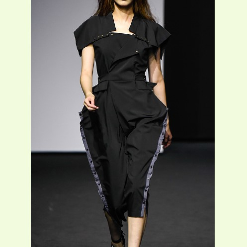 [사이미전] HL JUMPSUIT BLACK