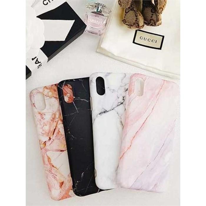 [일루아] 대리석 스마트톡 아이폰 젤리케이스(4color)