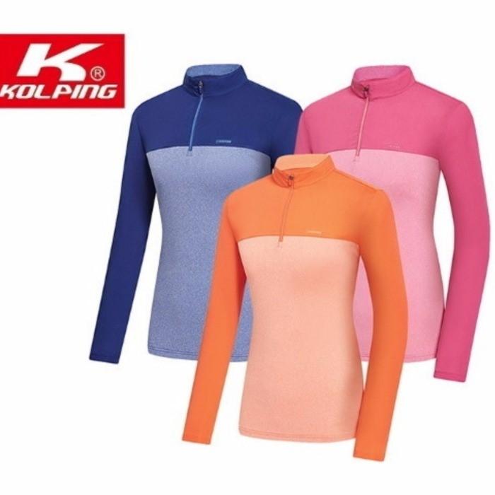 콜핑 NC05 여성 기능성 스판 긴팔 티셔츠 KQT0403W