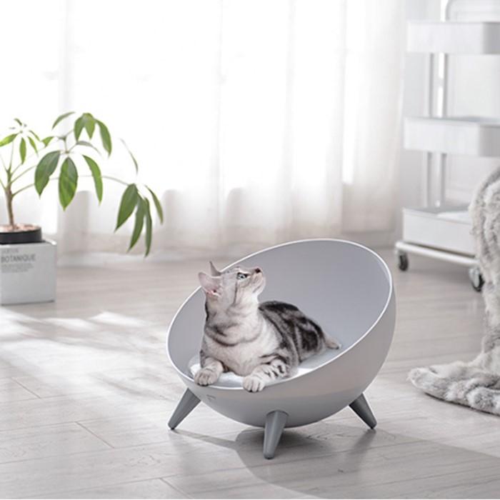 [이에스샵] 고양이 우주선 집 캣하우스