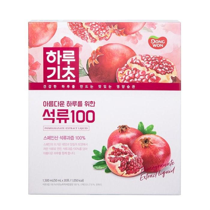 [천지인] [] 하루기초 석류 100