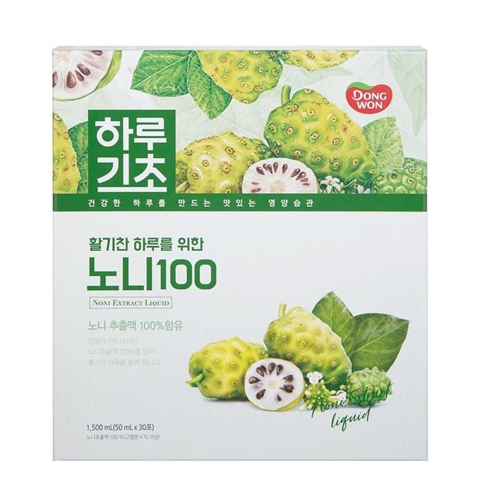 [천지인] [] 하루기초 노니 100