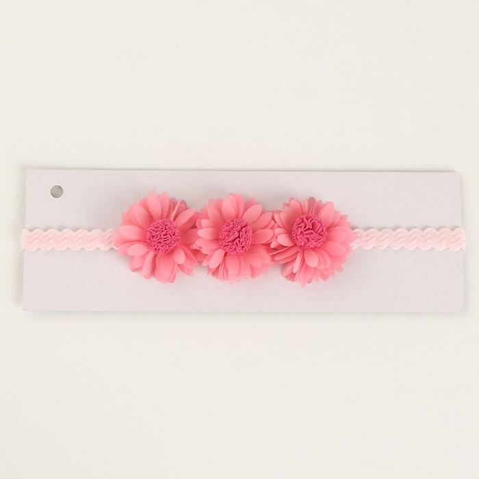 퍼플보우 NC02 미니들꽃밴드 BHB10-02