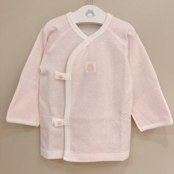 알로앤루 NC05 무스배냇저고리(핑크) A19H3QA102