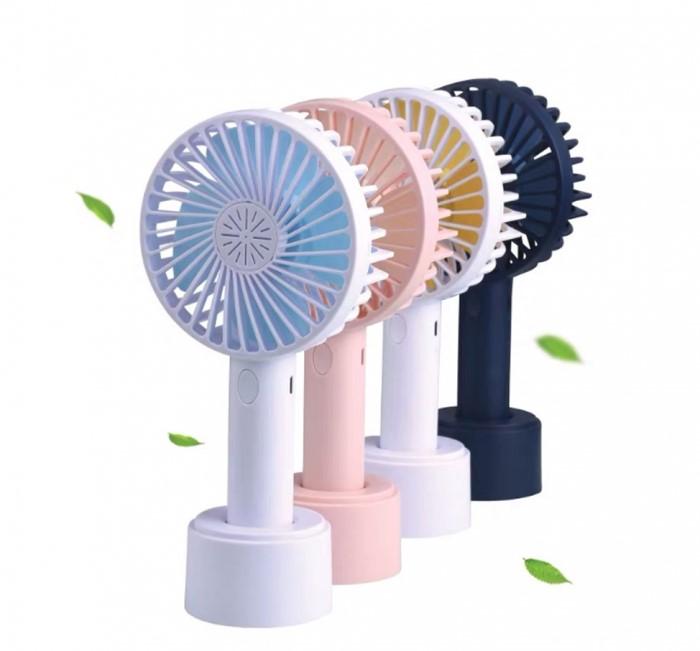 [빅피플코리아] 포터블 손선풍기 휴대용 핸디선풍기