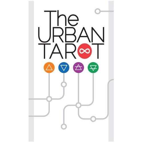 [타로서점] 어반 타로카드 영문북셋 Urban Tarot