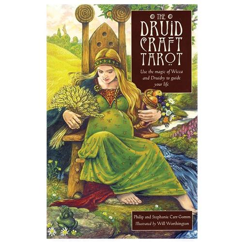 [타로서점] 드루이드 크래프트 타로카드 영문북셋 주머니무료제공 Druidcraft Tarot