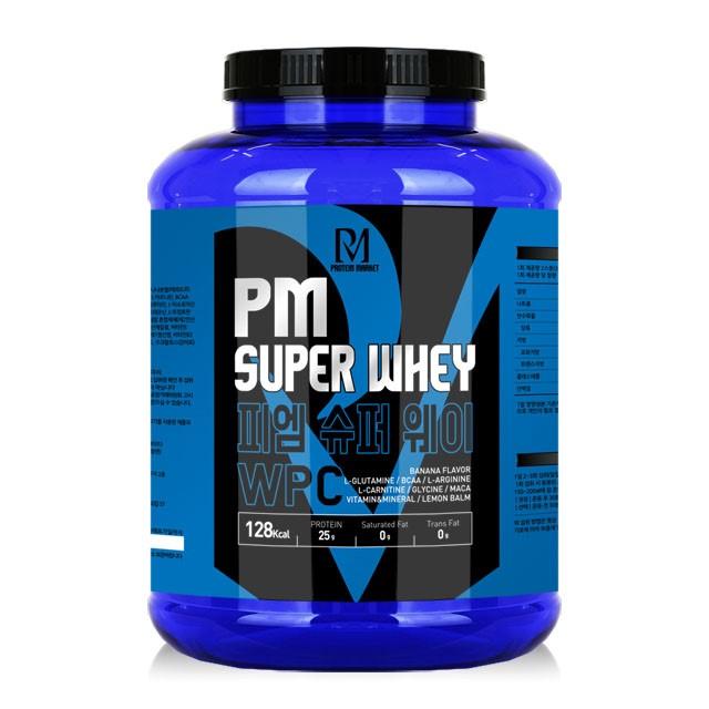 PM 슈퍼웨이 WPC 2KG 헬스보충제 단백질보충제 유청단백질