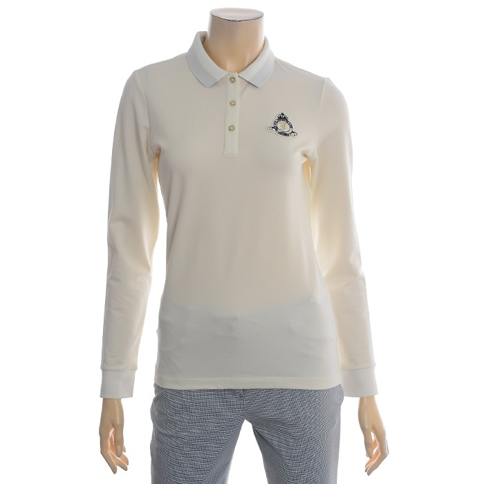 JDX NC02 여성 카라 배색포인트 티셔츠 X2QFTLW93