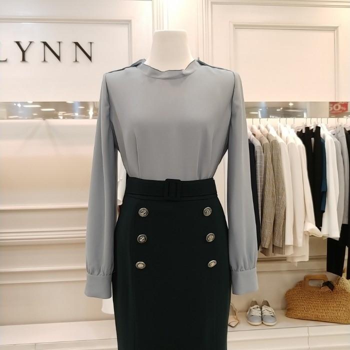 Lynn NC02 린긴팔브라우스 LGBLJI9700