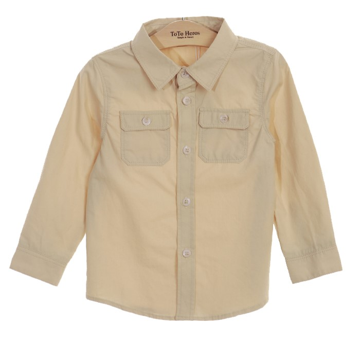 토토헤로스 PGD01 댄디포켓셔츠 11952-105-021