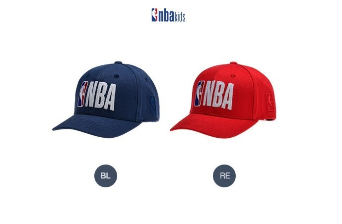 NBA키즈 NC02 NBA 에센셜 볼캡  AP K195AP040P