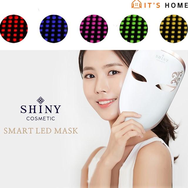 [이츠홈] 샤이니코스 스마트 LED 마스크 피부관리기 피부케어