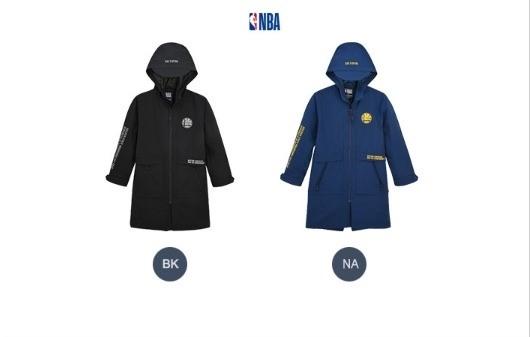 NBA키즈 NC02 벨트 포인트 야상점퍼 K191JP102P