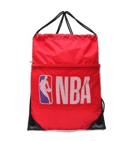 NBA키즈 NC02 NBA 로고 프린트장식 숄더백 K195AB052P