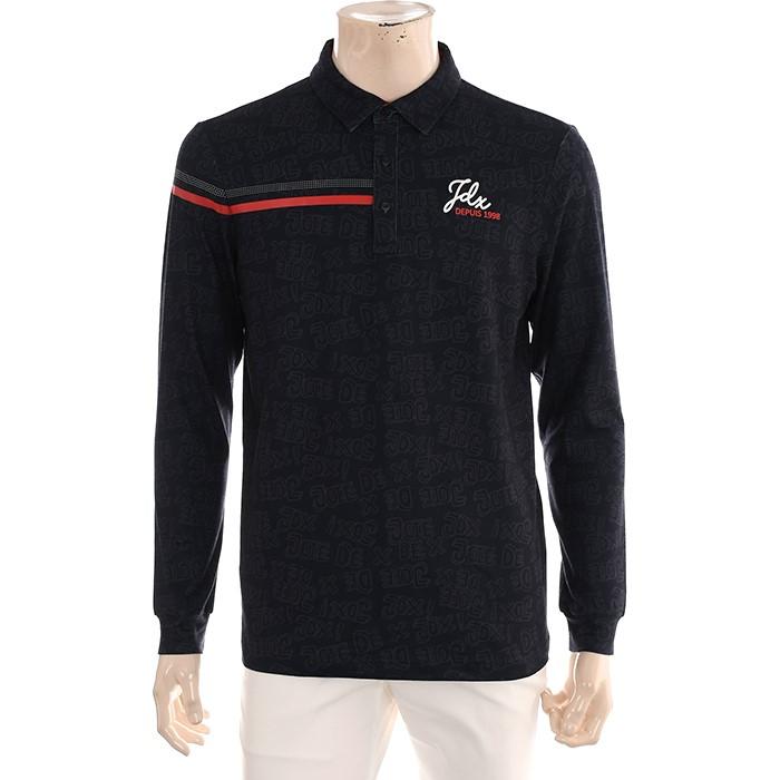 JDX NC02 남성 로고 제에리 티셔츠 X2QFTLM09