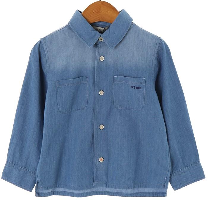 컬리수 NC02 모던해지셔츠 COF1GQSH51